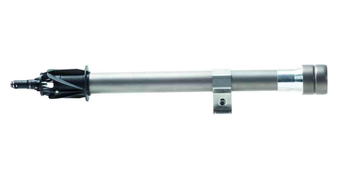 lance pour pistolet chalumeau raptor 160kW