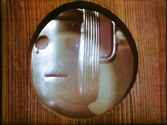 Man Shits Cyberman Head