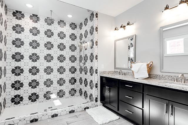statement tile kitchen bath design news