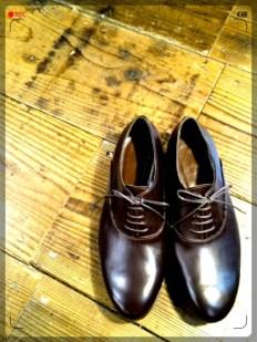 手作り靴教室・靴工房 内羽根