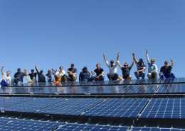Parkwood Primary goes solar