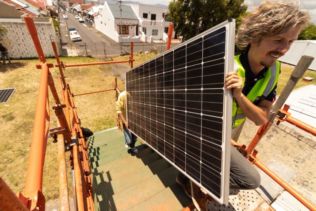 Solar will be a boost for SA's economy