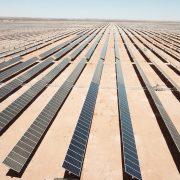 Sirius Solar PV farm, Upington