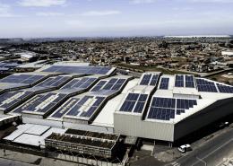 Solar PV system Johannesburg