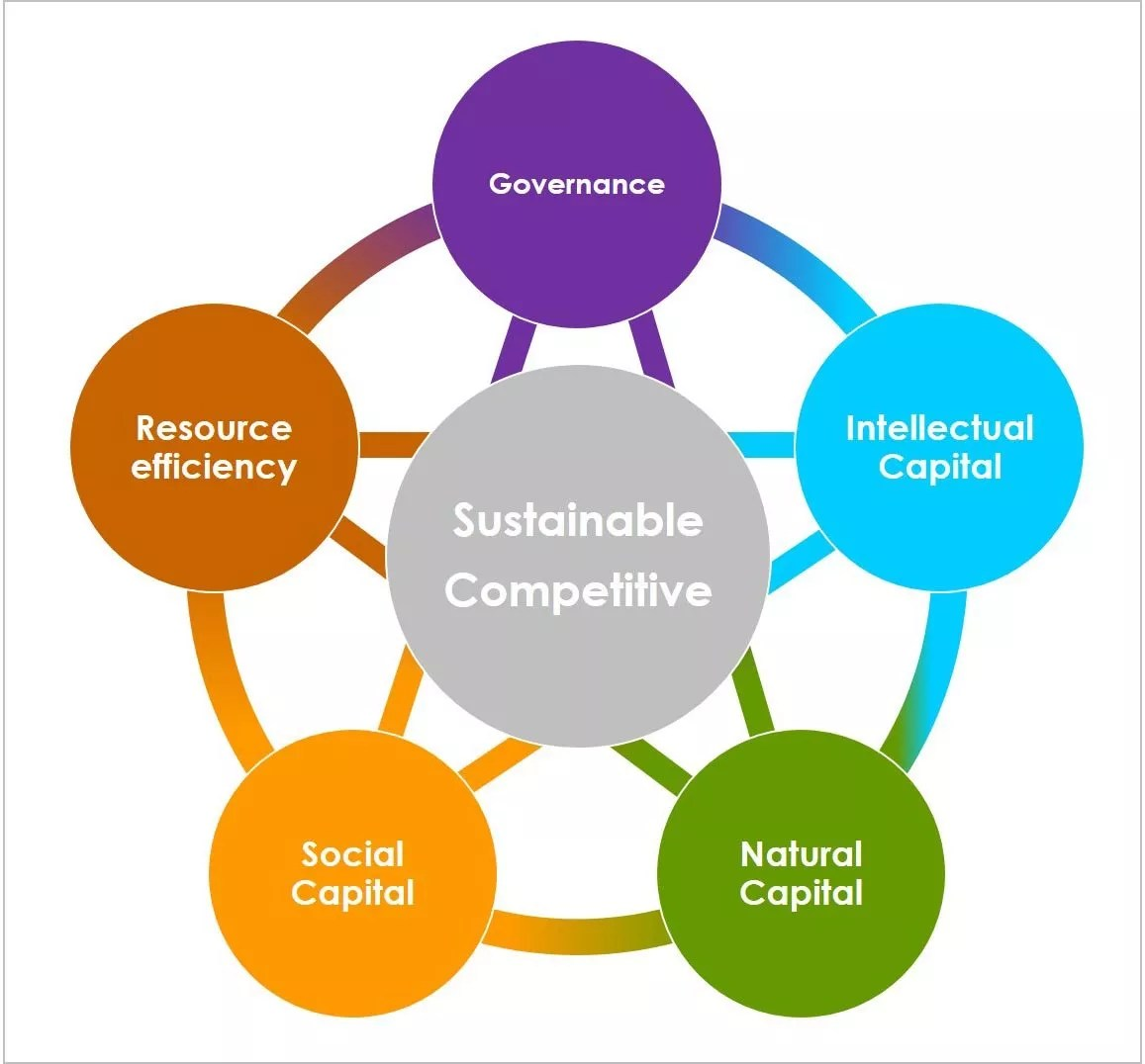 The Sustainable Competitiveness Index