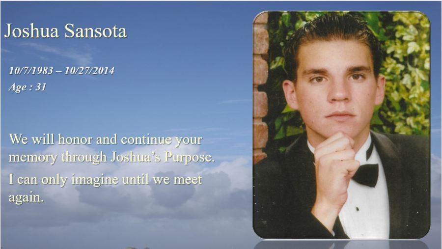 Joshua Sansota