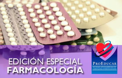 Ya salió el el boletín N° 107 de ProEducar: un especial sobre Farmacología