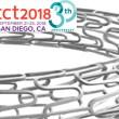 TCT 2018   LEADERS FREE II: DES sin polímero en alto riesgo de sangrado con 1 mes de antiagregación