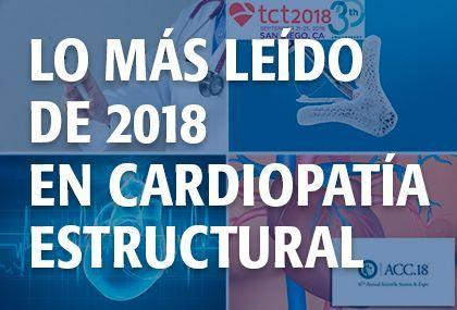 Veja os artigos mais importantes de 2018 em cardiopatia estrutural