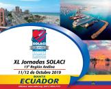 Jornadas SOLACI Ecuador 2019