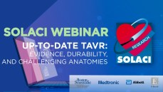Webinar SOLACI Research | UP-TO-DATE-TAVR: Evidence, Durability and Challenging Anatomies