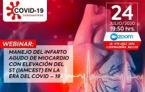 Webinar Perú México   Manejo de STEMI en tiempos de COVID-10