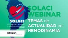 Webinar SOLACI   Temas de Actualidad en Hemodinamia