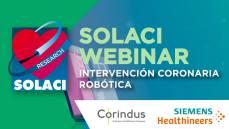 Webinar SOLACI | Intervención Coronaria Robótica