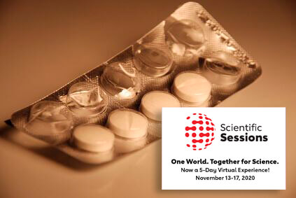 AHA 2020 | POLYPILL: Una sola pastilla más aspirina para tratar todo