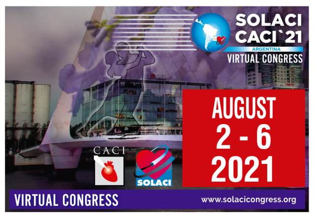 SOLACI-CACI 2021 | Current & Immediate Future Role of Imaging in Structural and Coronary Heart Disease