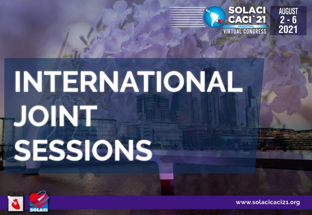 SOLACI-CACI 2021 | International Sessions with the Most Renowned Societies Worldwide