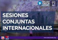 SOLACI-CACI 2021 | Sesiones Conjuntas Internacionales