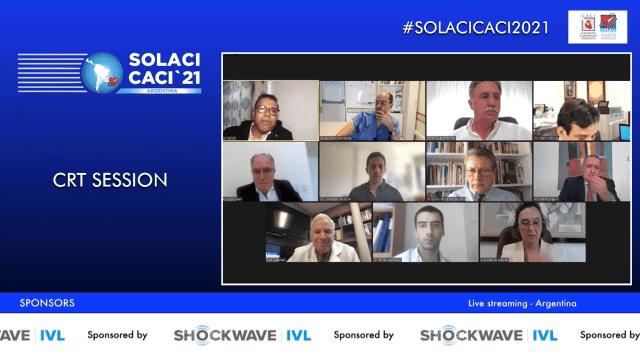 SOLACI-CACI 2021   Todas las sesiones