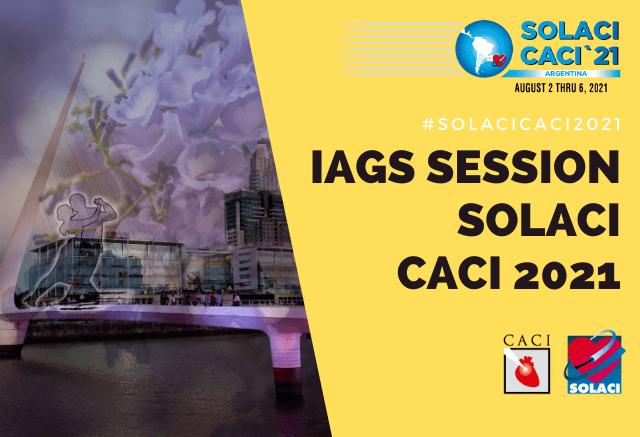 SOLACI-CACI 2021 | IAGS Session