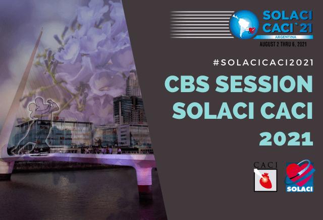 SOLACI-CACI 2021 | Sessão CBS