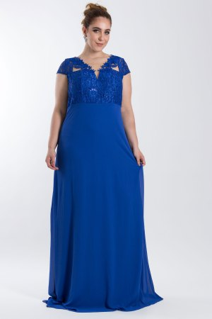 VESTIDO FESTA DECOTE AZUL ROYAL PS_PD160_8098royal_f2