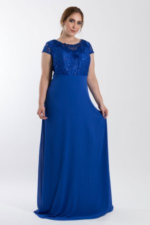 VESTIDO LONGO BORDADO AZUL ROYAL PS_PD169_8045royal_f1