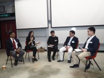 Panel Discussion on Cutting-Edge Trends and Problems Faced by Social Enterprises