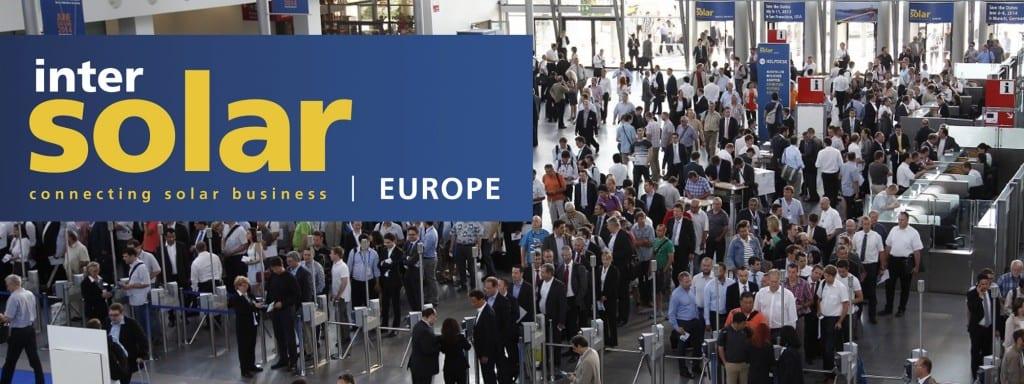 Intersolar Europe SOLA Future