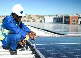 Industrial Solar Installations SOLA