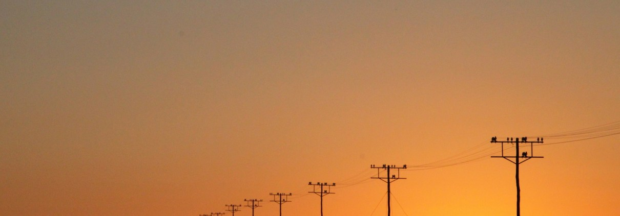 South Africa electricity grid supply