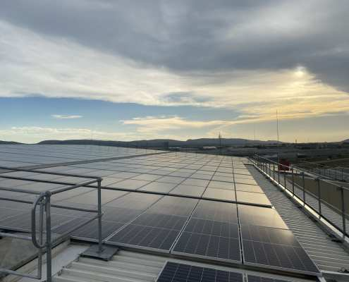 SAB Rosslyn Brewery, South Africa Solar PV system