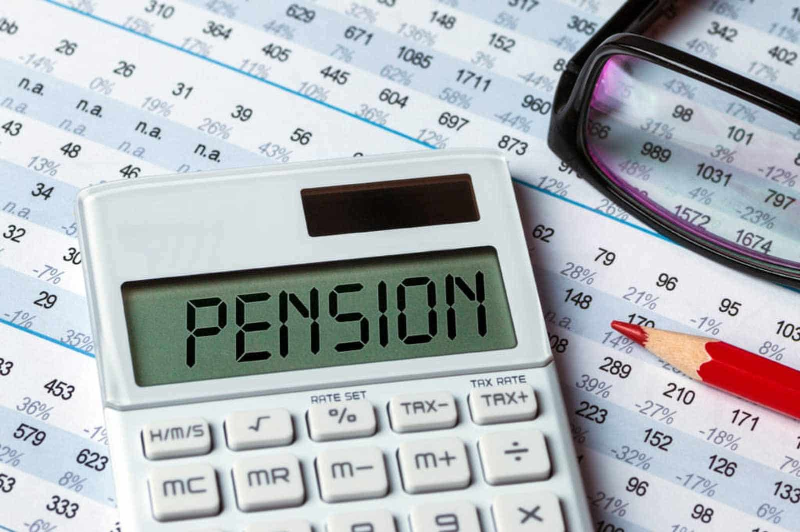 pension accounting guide