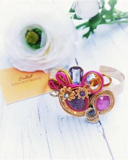Création Solalbijoux Bracelet Bollywood