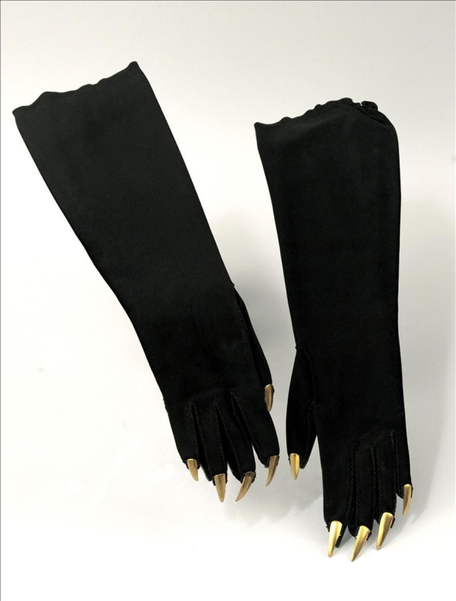 gants avec griffes Elsa Schiaparelli