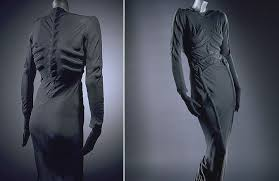 robe squelette Elsa Schiaparelli