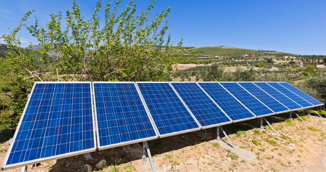 Mobile solar electricity in the Algarve