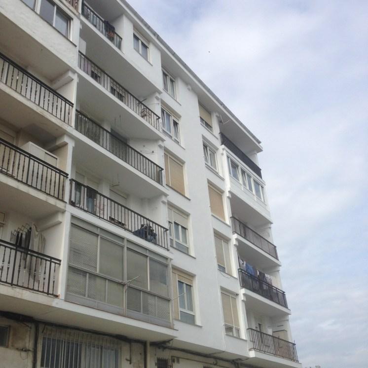 Restauración de fachadas en Santander