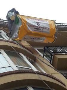 Trabajos de alturas en Santander