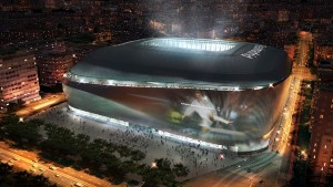 Remodelación del estadio Santiago Bernabeu