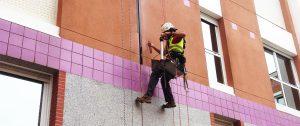 Reparación de juntas de dilatación en Santander