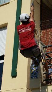 Normativa de seguridad en trabajos verticales GRUPO SOLAMAZA