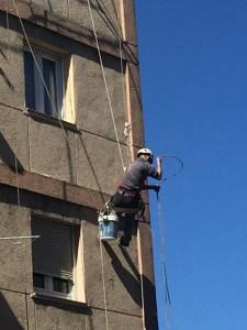 GRUPO SOLAMAZA Trabajos verticales en Bilbao
