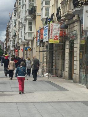 Rehabilitación de edificios en Santander