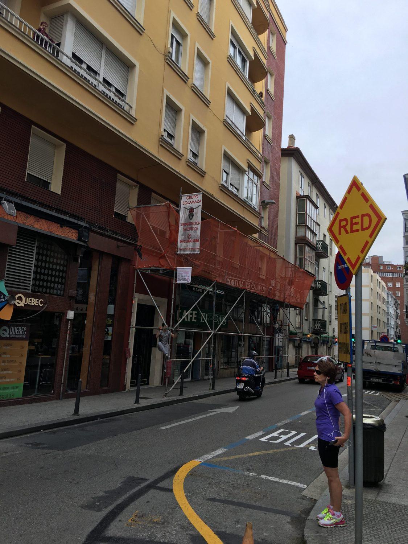 GRUPO SOLAMAZA Trabajos verticales en Cantabria