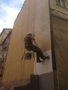 Trabajos verticales en Santander