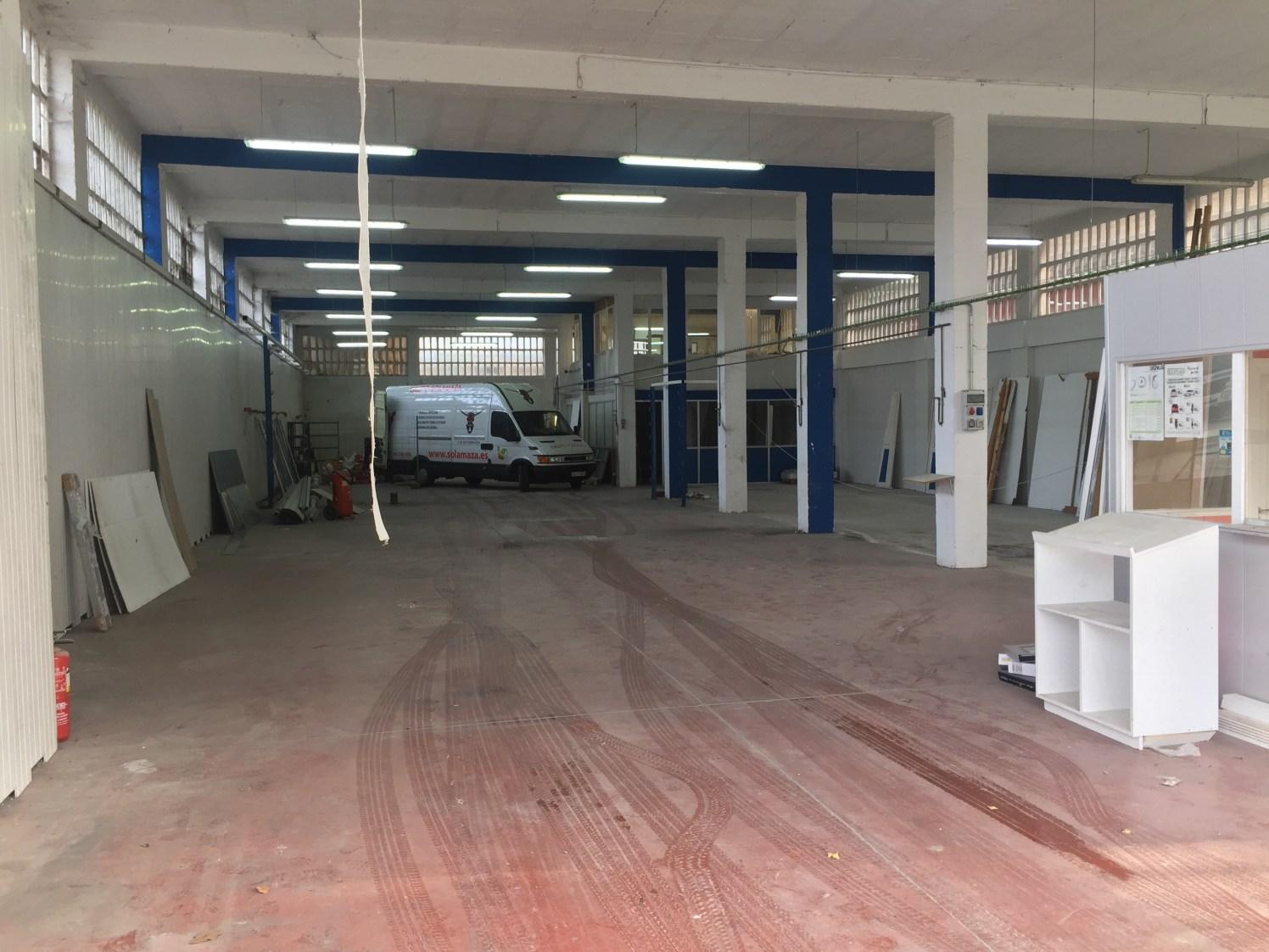 Nuevas instalaciones de Grupo Solamaza