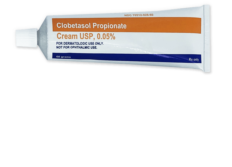 Clobetasol Propionate Cream USP 0.05% | SOLA Pharmaceuticals