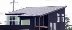片流れ屋根