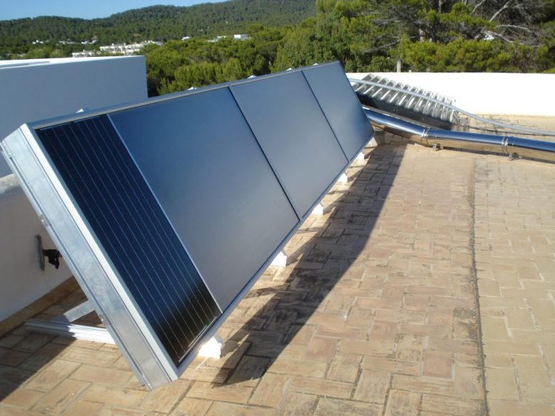 Thermal Solar Air Collector Solar Kw Pitiusa S L